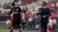 Leverkusen verspielt die Spitzenlage