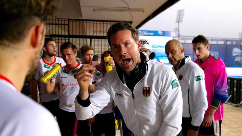 Hockeytrainer Stefan Kermas: Debakel gegen Belgien