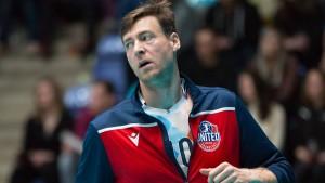 Volleyball-Legende Schöps macht weiter