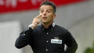 Oral wird neuer Trainer beim FSV Frankfurt