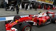Weiter Diskussionsstoff: Die Formel 1 streitet um den Qualifikationsmodus