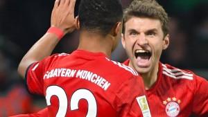 Ein kleiner Schritt aus der Bayern-Krise