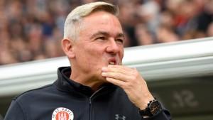 St. Pauli trennt sich von Trainer Janßen