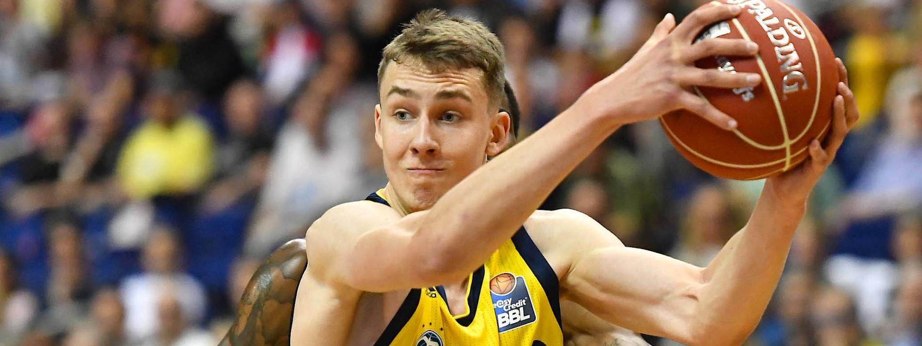 Das größte Talent des deutschen Basketballs