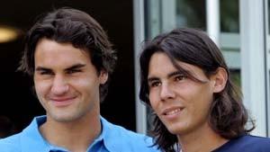 Geburtstagsfest mit Federer