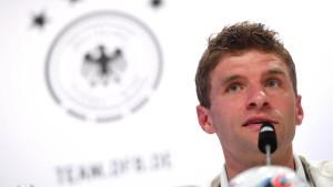 Müller kritisiert die Kritiker
