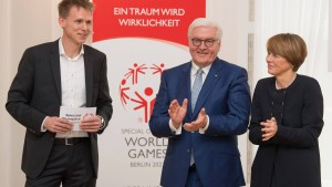 Special Olympics 2023 finden in Berlin statt
