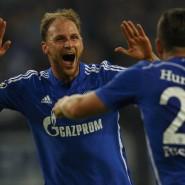 Ein Weltmeister in Extase: Höwedes trifft beim Schalker 4:3