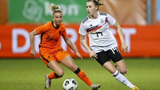 DFB-Frauen verlieren beim Europameister