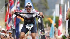 Deutsche Triathleten fürchten erschwerte Vorbereitung