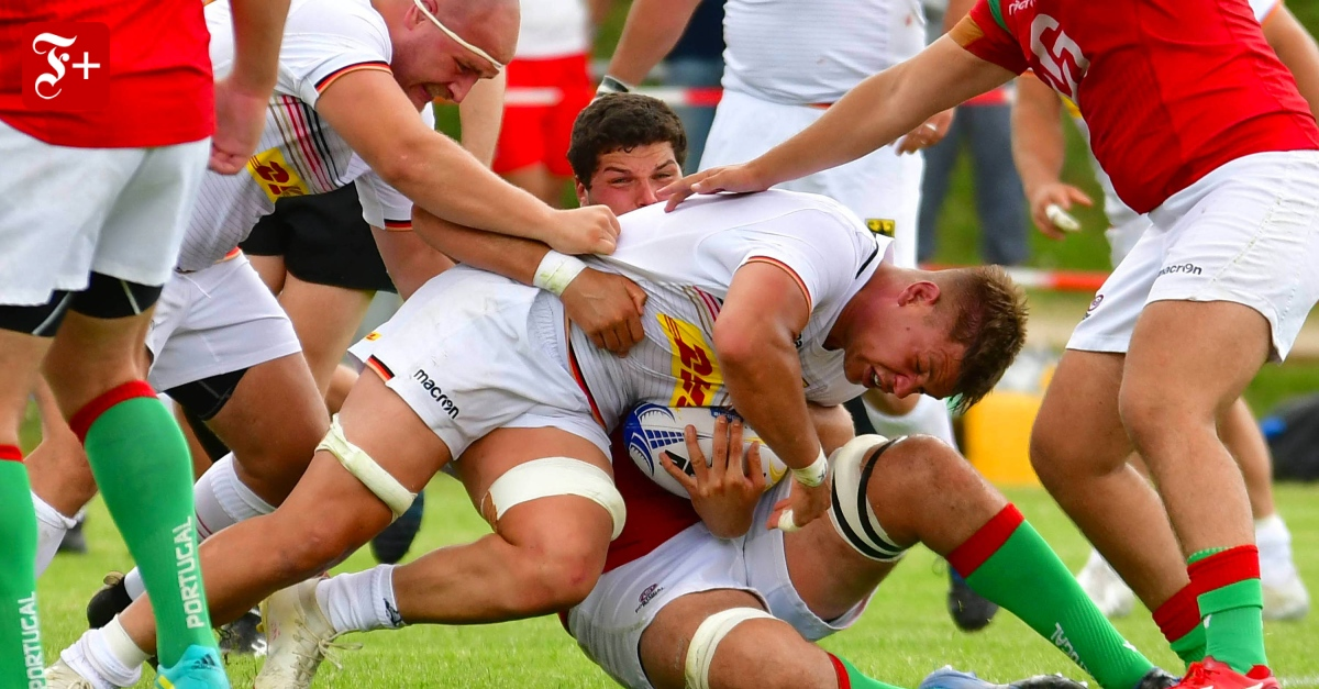 Rugby in Deutschland nach Debakel am Abgrund