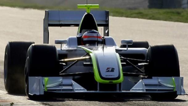 Mercedes wieder Spitze, aber nicht McLaren