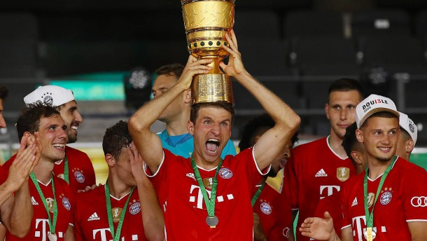 FC Bayern muss zum Mittelrhein