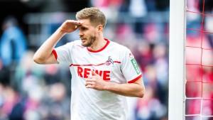 1. FC Köln beeindruckt auf dem Platz