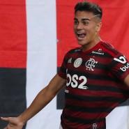 Wechselt zu Real Madrid: Flamengos Reinier.