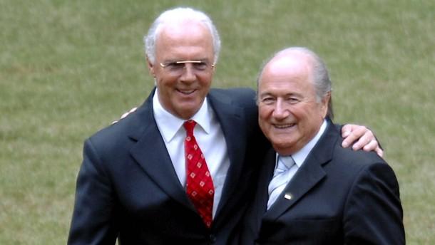 Ermittlungen gegen Beckenbauer