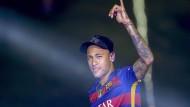 """Hat offenbar """"verbrannte Erde"""" in Barcelona hinterlassen: Neymar"""