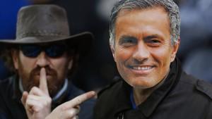 """""""Mission Impossible"""" für Mourinho"""