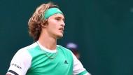Lehrstunde von Federer für Zverev