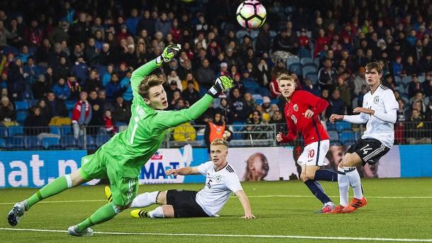 Norwegen beendet deutsche U-21-Serie
