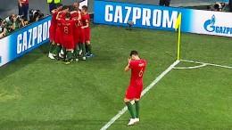 Warum ein Spieler bei Portugal nie mitjubeln darf