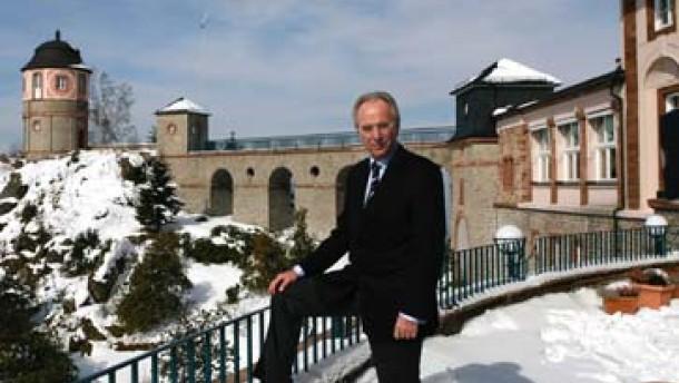 Sven-Göran Eriksson setzt auf den Sommernachtstraum