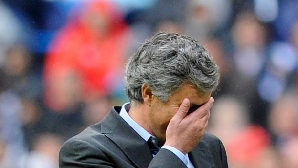 Ist Mourinho noch ganz sauber?