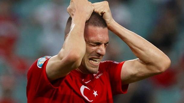 Die Türkei steht vor dem Aus