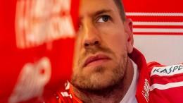 Das schwere Jahr des Sebastian Vettel