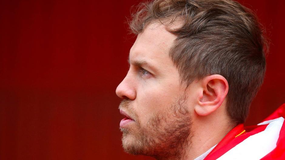 """""""Fahren wir nach Australien, lassen die Hosen runter und schauen, wo wir sind"""": Sebastian Vettel."""