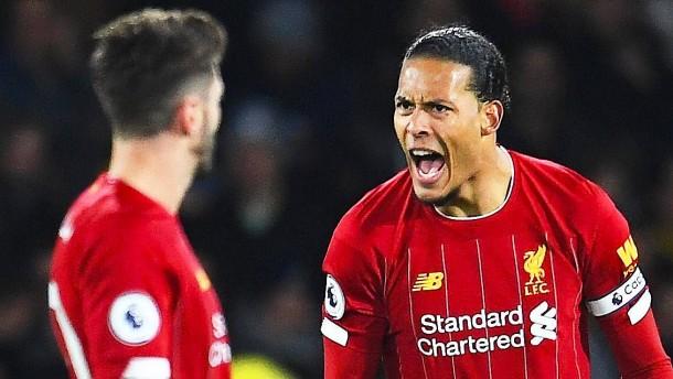 Liverpools sensationelle Serie reißt mit Blamage