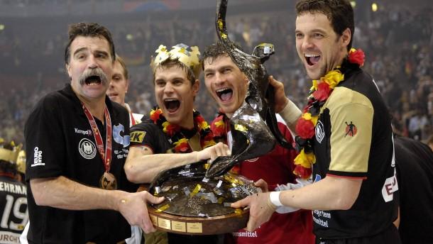 Imago 2007 holten die Deutschen bei der WM im eigenen Land den Titel