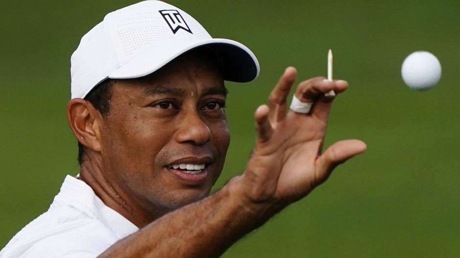 """""""Ich bin glücklich, dass ich wieder zu Hause bin"""": Tiger Woods"""