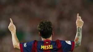 Warum Messi derzeit noch stärker ist
