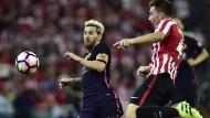Ein Tor reicht Barcelona zum Sieg in Bilbao