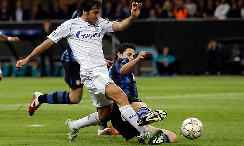 Schalke Inter Mailand
