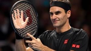 Federer bringt den Stein ins Rollen