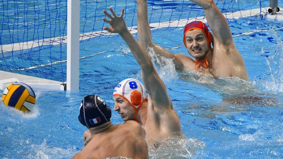 Wasserball bei der EM in Budapest: Deutschland spielt um die Plätze neun bis zwölf.