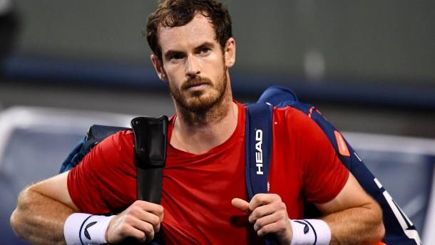 Die ewigen Leiden des Andy Murray