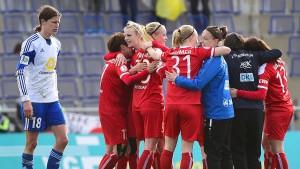 Potsdam besiegt Frankfurt und steht im Finale