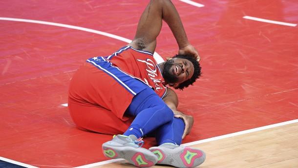 Warum die NBA reihenweise Verletzte produziert
