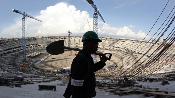FIFA Confederations Cup 2013 Rio de Janeiro stadium
