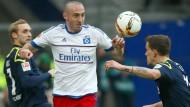 Wieder kein Sieg für den HSV