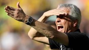 Dortmund und die Angst vor dem Absturz