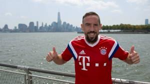 Wie der FC Bayern den Westen erobert