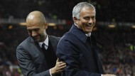 Mourinho besiegt Guardiola