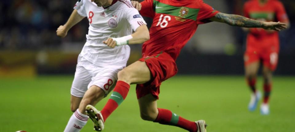 Em Qualifikation Im Livestream Portugal Gegen Danemark I