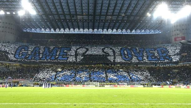 Game Over in Italien