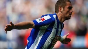 Hertha BSC steigt wieder auf