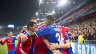 Basel schlägt Liverpool